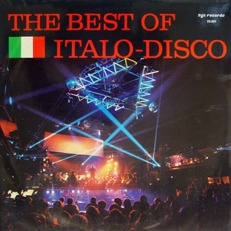 VA-The Best of Italo Disco vol.1 (1983)