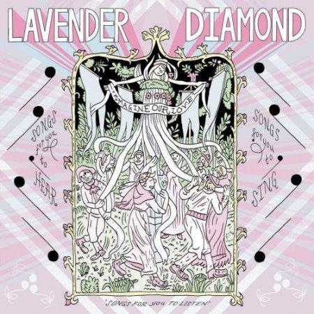 Lavender Diamond - Imagine Our Love (2007)