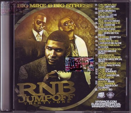Big Mike & Big Stress- R&B Jumpoff 31 (2007)
