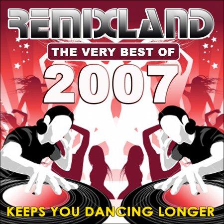 VA-Remixland Best Of 2007 (2CD)