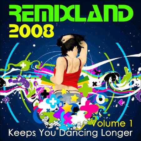 VA-Remixland Vol.1 2008 (2 CD)