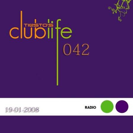 Tiesto - Club Life 042 CABLE (19-01-2008)
