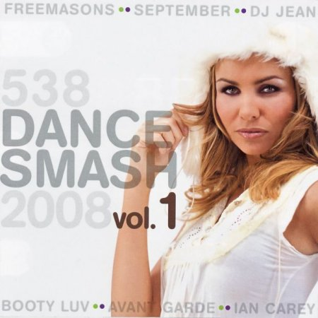 VA-538 Dance Smash Hits 2008 Vol.1 (2008)