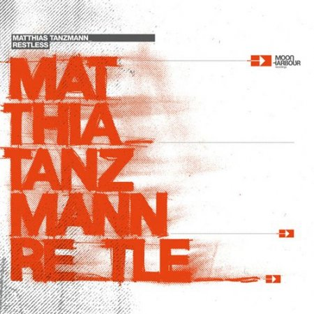 Matthias Tanzmann - Restless (MHRCD006)-CD-2008-MPX
