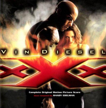 Randy Edelman - xXx Score (Complete) (2002)