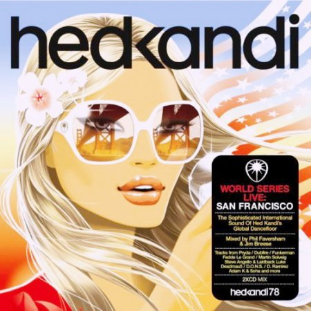 Hed Kandi - World Series Live from San Francisco [2CD] 2008