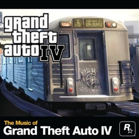 VA-The Music Of Grand Theft Auto IV ( 2008)