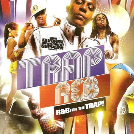 VA-DJ Smallz-Trap RnB (2008)