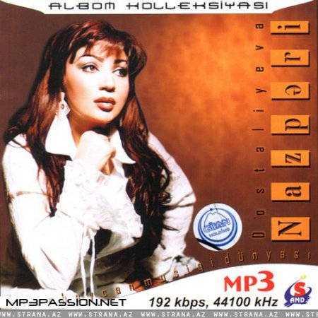 Nazpəri Dostaliyeva [ MP3 Collection ]