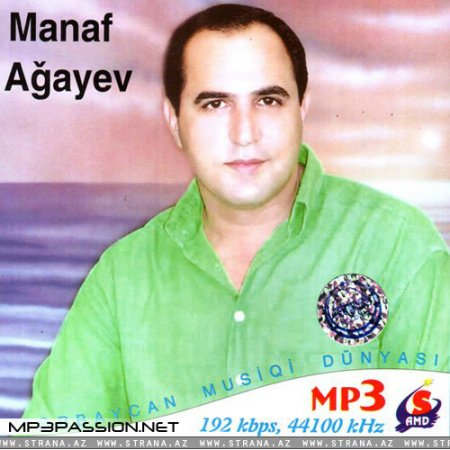 Manaf Ağayev [ MP3 Collection ]