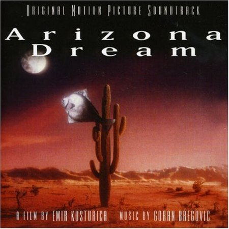 OST - Arizona Dream [Soundtrack] 1993