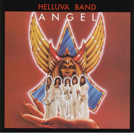 Angel  -  Helluva Band   (1976)