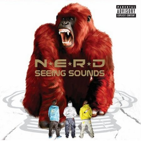 N.E.R.D. - Seeing Sounds (2008)