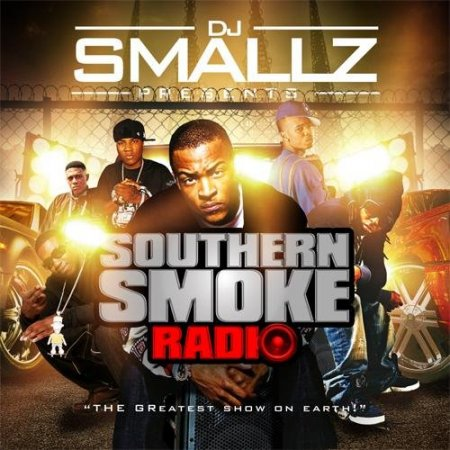 DJ Smalls-Southern Smoke radio (2008)