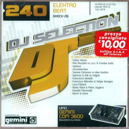 VA-Dj Selection Vol. 240 Elektro Beat Shock 26 (2009)