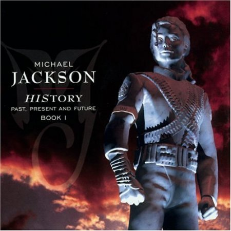 Michael Jackson - HIStory - Past, Present and Future, Book I (1995) LOSSLESS