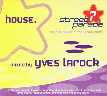 Dirty house style cd