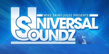 Mike Saint-Jules - Universal Soundz 191 (07-07-2009)