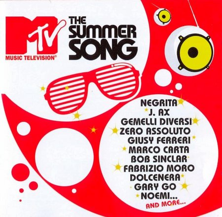VA - MTV The Summer Song (2009)