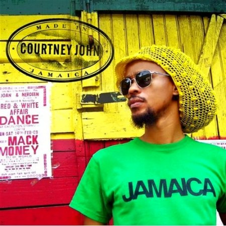Courtney John - Made In Jamaica (2009)