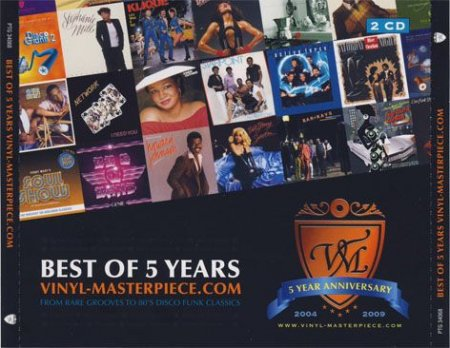 VA-Best Of 5 Years Vinyl Masterpiece.com (2009)