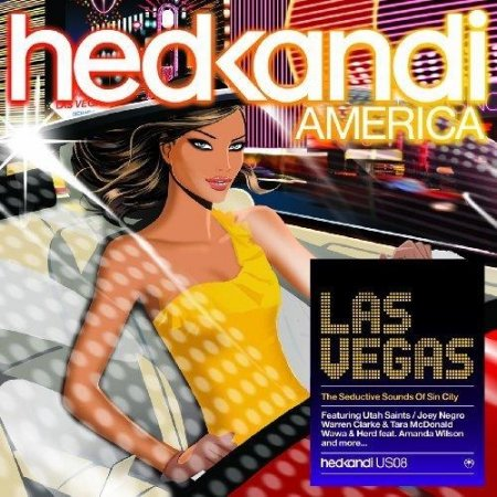 Hed Kandi - Las Vegas 2009 Unmixed (USA Edition) (2009)