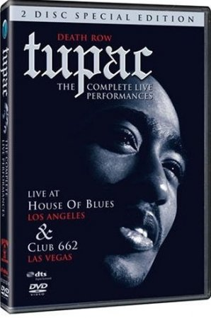 Tupac: The Complete Live Performances (2006) DVD9