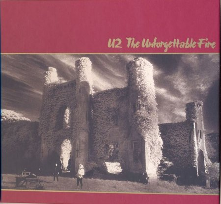 U2 - The Unforgettable fire Super Deluxe Edition (2009)