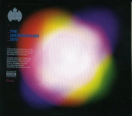 VA-Ministry Of Sound: The Undeground 2010 (2009)