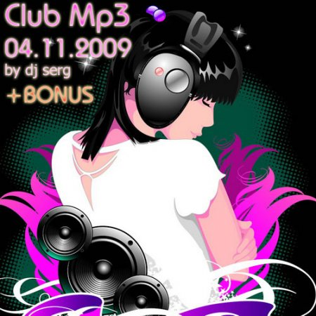 VA-Club Mp3 by Dj Serg (04.11.2009)