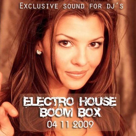 VA-Electro-House Boom BOX (04.11.2009)