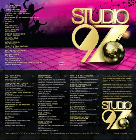 VA- 97.3 EZ Rock Presents: Studio 97