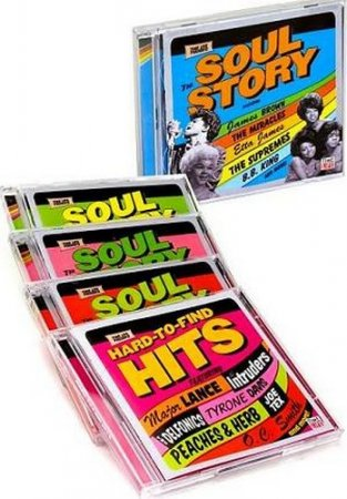 Time Life - The Soul Story (10CDs) 2007
