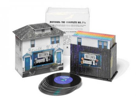VA-Motown: The Complete No 1s (Box Set) 2008