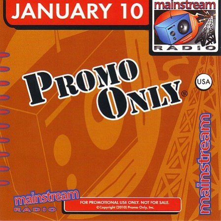 VA-Promo Only: Mainstream Radio January 2010