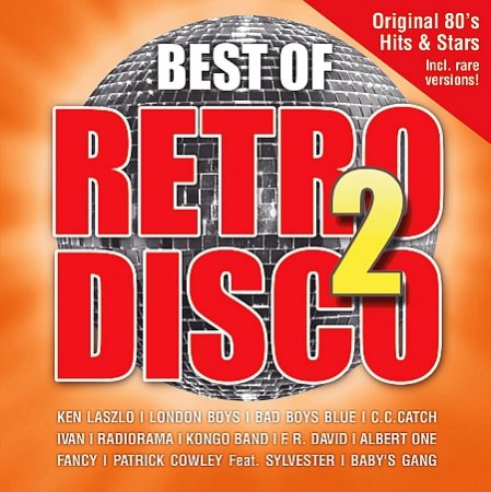 VA-Best Of Retro Disco Volume 2 (2009)