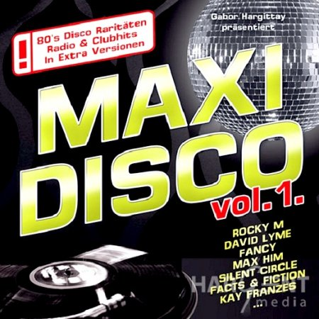 VA-Maxi Disco Megamixes Vol 01 (Happy New Year) (2009)