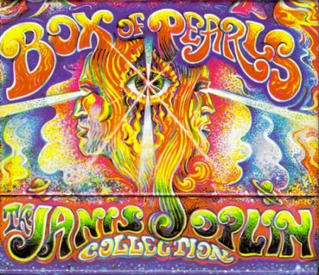 Janis Joplin - Box of Pearls (5CD BoxSet) 1999