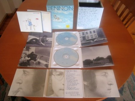 John Lennon - Anthology (4 CD Box Set) 1998