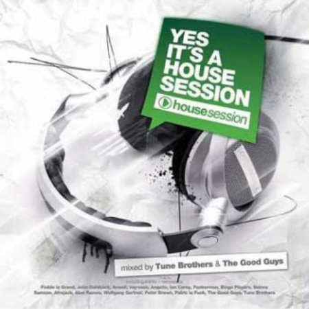 VA-Yes Its A Housesession Vol 2 (2010)