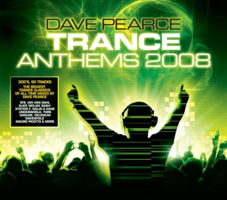 Dave Pearce - Dance Anthems (2010)