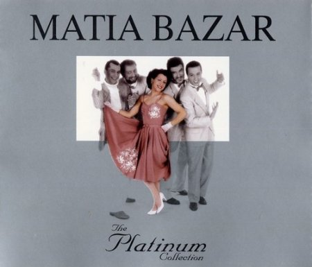 Matia Bazar - The Platinum Collection (3CD set) 2007