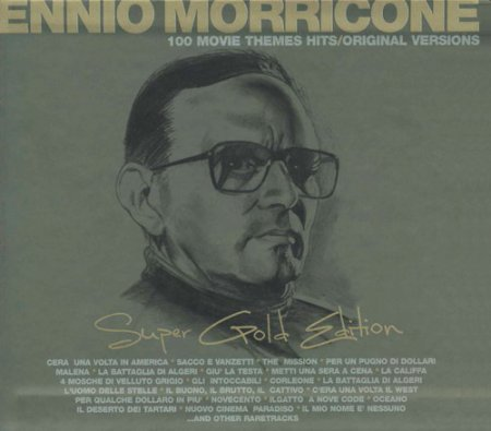 Ennio Morricone - Super Gold Edition (6CD) 2005