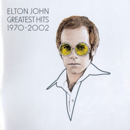 Title Of Album : Elton John - Greatest Hits 1970-2002
