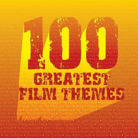 VA - 100 Greatest Film Themes 6CD (2007)