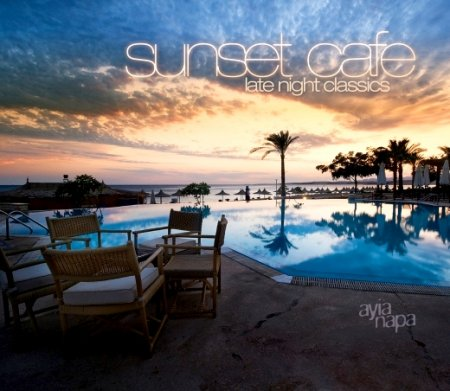 VA-Sunset Cafe Late Night Classics (2CD) (2010)
