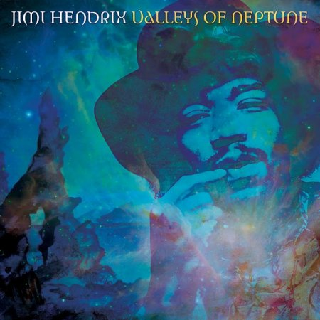 Jimi Hendrix - Valleys Of Neptune (2010)