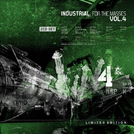 VA-Industrial For The Masses Vol.4 (2010)
