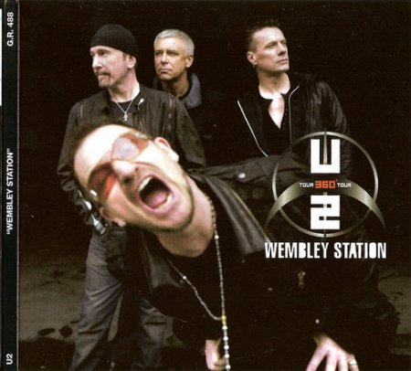 U2 - Wembley Station [Bootleg] (2010)