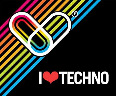 i love. Techno: I Love Techno 2010
